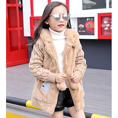 povoljno Jakne i kaputi za djevojčice-Djeca Djevojčice Other Jakna i kaput Blushing Pink