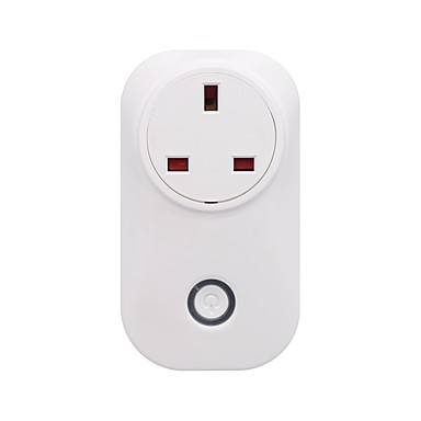 SONOFF® S20 10A 2200W Wifi Wireless Remote Control Socket Smart Timer  Via App Phone with Alexa