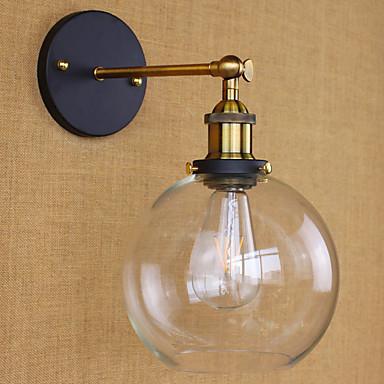 Tiffany Rusztikus Antik Egyszerű LED Vintage Ország Hagyományos/ Klasszikus Retro Modern/kortárs Kompatibilitás Fém falikar 110-120 V