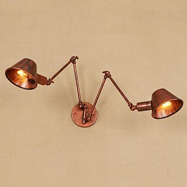 Vintage / Retro / Country Swing Arm Lights Metal Wall Light 110-120V / 220-240V / E26 / E27