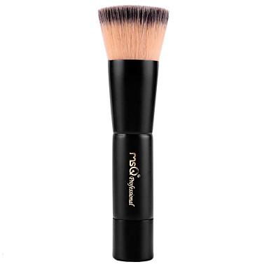 Professionel Make-up pensler Foundationbørste 1pc Let at bære Nemt at bære Syntetisk Hår / Kunstig Fiber Børste Træ Makeupbørster til