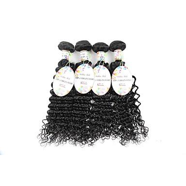 3 Bundles Brazilian Hair Wavy Virgin Human Hair Bundle Hair Human Hair Weaves Human Hair Extensions