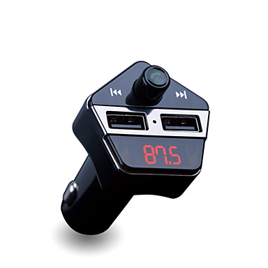 APE6 Dedicated Bluetooth Car Charger MP3 Player FM Transmitter Car GPS Positioning