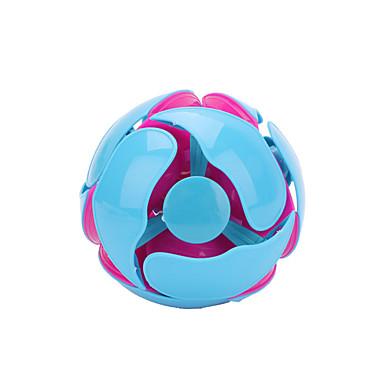 voordelige 3D-puzzels-Magische regenboogballen Sporten Familie Vrienden Plezier Kleurgradatie Kleurveranderend Zacht Plastic 1 pcs Kinderen Speeltjes Geschenk