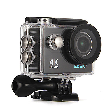 Χαμηλού Κόστους Αξεσουάρ για Αθλητικές Κάμερες & GoPro-QQT H9 8 mp / 6 mp / 12 mp GoPro Υπαίθρια αναψυχή 1280x960 Pixel Για Υπαίθρια Χρήση / Υψηλή Ανάλυση / Φορητά 30fps Όχι -1/3 2 inch CMOS 32 GB H.264 Μονή λήψη / Χρονικά καρέ 30 m
