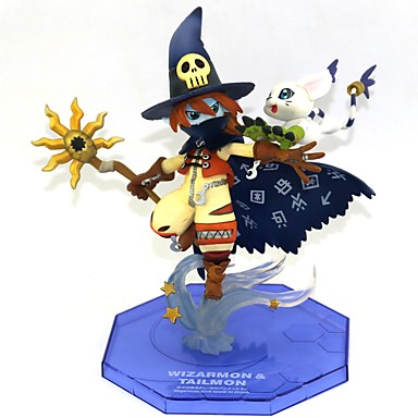 Anime Action Figures Inspired by Digital Monster/Digimons Konan PVC CM Model Toys Doll Toy