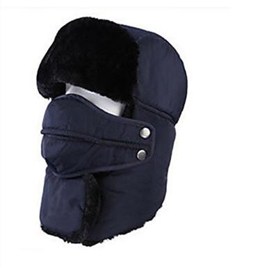 Narty Maska / Skull Caps Dla obu płci Ciepły Snowboard Akryl / Polyster Jendolity kolor Narciarstwo / Piesze wycieczki / Kolarstwo / Rower