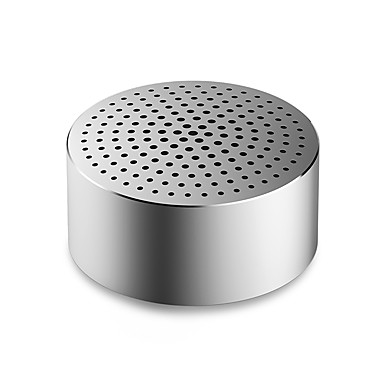 Xiaomi Subwoofer Bluetooth Speaker Bluetooth 4.0 Micro USB Outdoor Speaker Gold Silver Gray #06361883