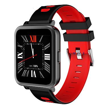 D10 smart watch mtk2502 herzfrequenzmesser schrittzähler sync notifier bluetooth 4,0 musik smartwatch