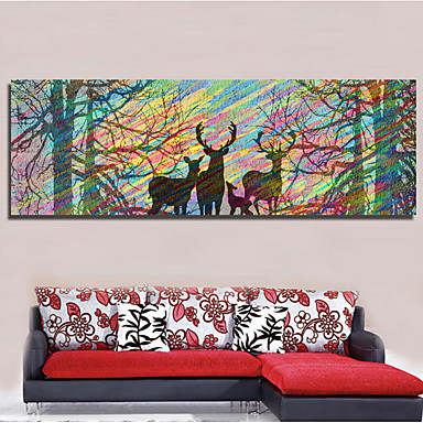 Leinwand-Set Klassisch Leinwand Druck Wand Dekoration For Haus Dekoration