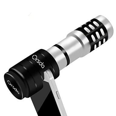Obiektywy orsda® teleobiektywy iphone obiektywy do aparatów cyfrowych obiektywy do telefonów komórkowych smartphone iphone 7/7 plus iphone