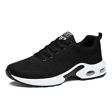 Herren Schuhe PU Winter Herbst Komfort Sneakers für Normal Schwarz Grau Blau
