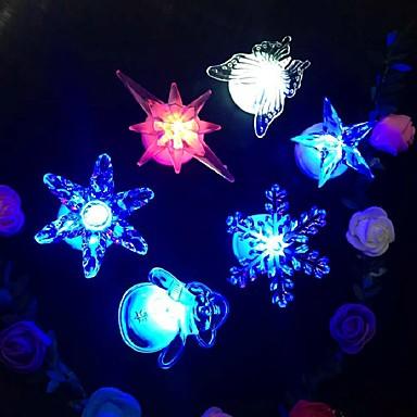 1szt Święta Bożego Narodzenia Ozdoby świąteczne, Dekoracje świąteczne 8.0*5.0*6.0
