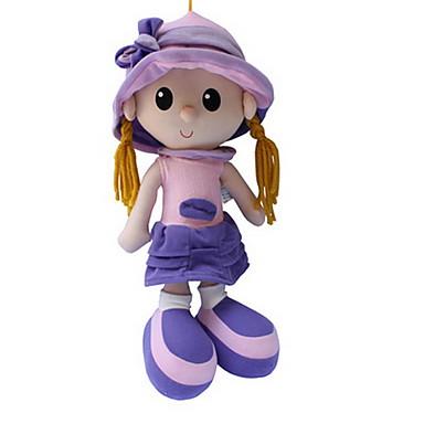 hesapli Oyuncaklar ve Oyunlar-Peluş bebek 14 inç Tatlı Karikatür Oyuncak Çocuk Kilidi Non Toxic Sevimli Karton Dizayn Kid Genç Kız Oyuncaklar Hediye