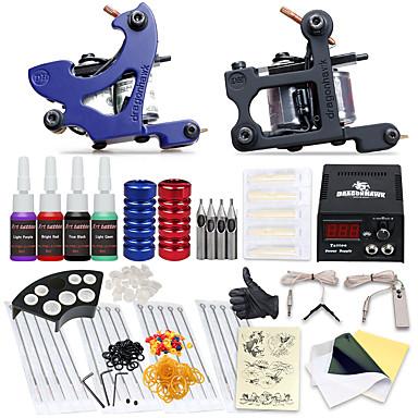79366fa30 Tattoo Machine Starter Kit - 2 pcs Tattoo Machines with tattoo inks ...