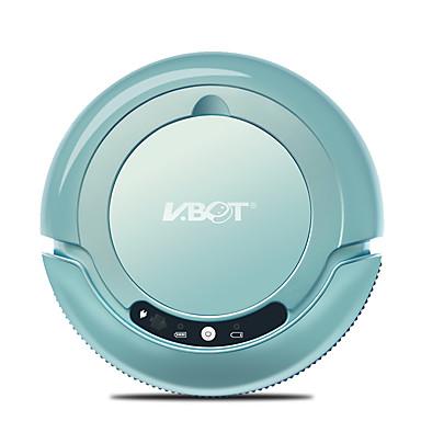 Roboter Vakuum T270 Mit Akku Alarm Alles in einem Automatische Reinigung Kantenreinigung