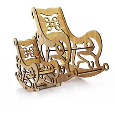 voordelige 3D-puzzels-3D-puzzels Legpuzzel Modelbouwsets Mode Huis Familie Kinderen Nieuw Design Hot Sale 1 pcs Klassiek Modern eigentijds Modieus Kinderen Jongens Meisjes Speeltjes Geschenk
