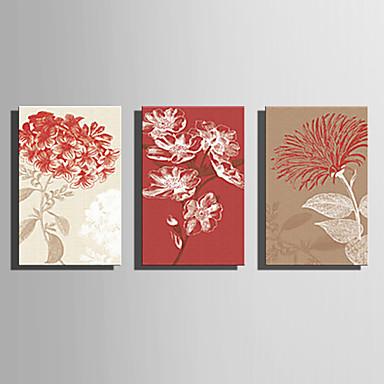 Boyama Haddelenmiş Kanvas Tablolar - Manzara Modern