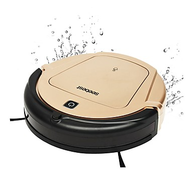 cheap Smart Electronics-seebest Robot Vacuum Cleaner D750 Remote-Controlled Remote Automatic cleaning Spot Cleaning Edge Cleaning / Schedule Cleaning / Reservation Cleaning Mode