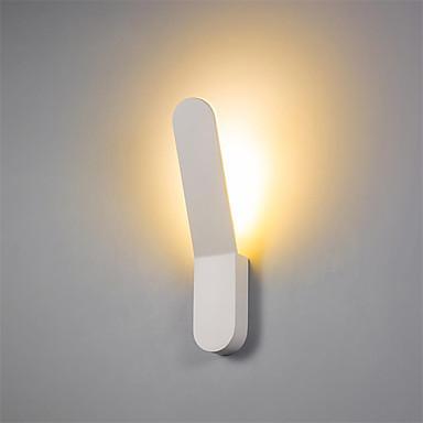 modernes 8w führte Wandleuchter Innenhalleschlafpunktlicht-Metalldekorative Beleuchtung