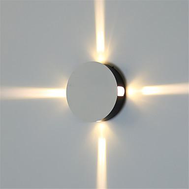 moderne 4w led wandleuchte indoor flur wandleuchte spot-licht metall dekorative beleuchtung