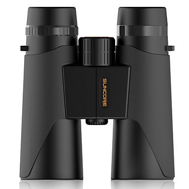 SUNCORE® 12 X 42 mm Lornetka Night Vision Czarny / IPX-7