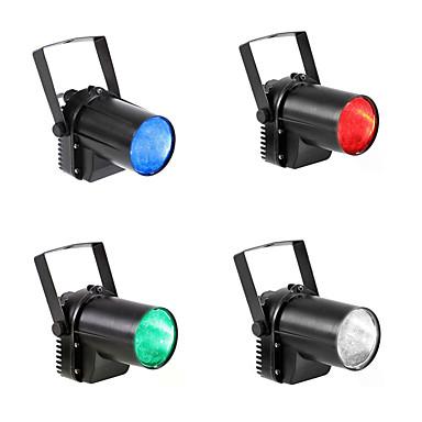 U'King 4 szt. Oświetlenie LED sceniczne AUTO 5 W na Na zewnątrz / Impreza / Scena Profesjonalny
