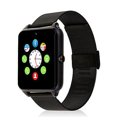 Yy z60 smartwatch kamera stand sim karte tf facebook twitter smart wecker für android / ios