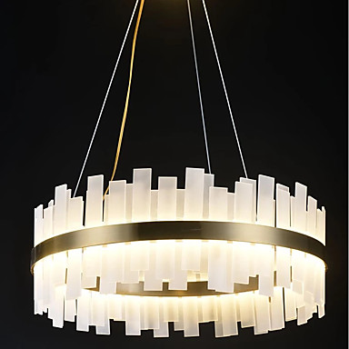 QIHengZhaoMing Lampy widzące Światło rozproszone - Ochrona oczu, 110-120V / 220-240V Źródło światła LED w zestawie / 15/10 ㎡ / LED zintegrowany