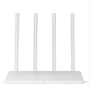 Oryginalny xiaomi mi wireless wifi router3 128mb 1167mbps 11ac dwuzakresowa kontrola aplikacji miwifi
