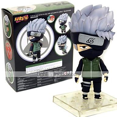 Figurki Anime Zainspirowany przez Naruto Hatake Kakashi 10 cm CM Klocki Lalka Zabawka