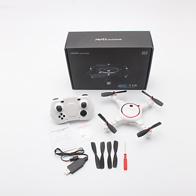 RC Drone RC118 4CH 6 Axis 2 4G With HD Camera 0 3MP 480P RC
