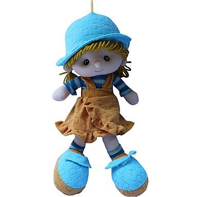 Pluszowa lalka Dziewczyna Lalki Moda 40cm Słodki Dla dzieci Miękki Bezpieczne dla dziecka Duży rozmiar Słodkie Ślub Motyw kreskówkowy Non