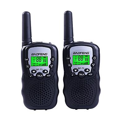 BAOFENG T3 Krótkofalówki Reczny 1.5KM-3KM 1.5KM-3KM Krótkofalówka Dwudrożne Radio