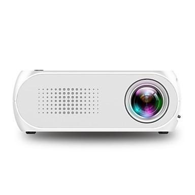 YG320 LCD Projektor do kina domowego 400-600 lm Wsparcie 1080p (1920x1080) 24-80 cal Ekran