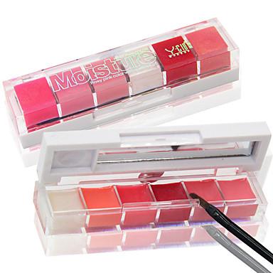 08a8f7675 baratos Brilho Labial-1 pcs 6 cores Maquiagem para o Dia A Dia Acessórios  para