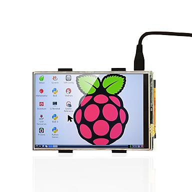 voordelige Elektrische apparatuur & benodigdheden-keysteudio rpi tft3.5 aanraakscherm voor raspberry pi