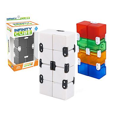 Kostka Infinity Zabawki antystresowe Zabawki biurkowe Stres i niepokój Relief Miejsca Tworzywa sztuczne Styl klasyczny Sztuk Dla dzieci