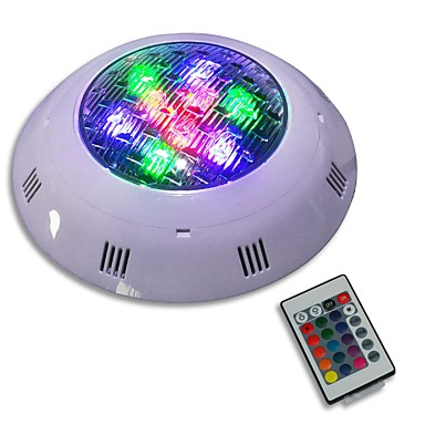 Jiawen 1pc 9 W Underwater Lights Remote Controlled Rgb 12 24 V Outdoor Lighting Led Beads