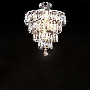QIHengZhaoMing Lampy widzące Światło rozproszone - Kryształ Ochrona oczu 110-120V 220-240V Żarówka w zestawie