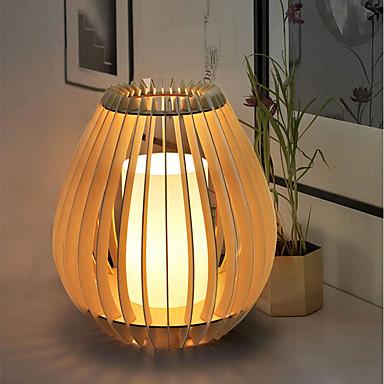 Wiejski / Artystyczny / Prosty Styl MIni / Ochrona oczu Lampa stołowa Na Drewno / Bambus 220V