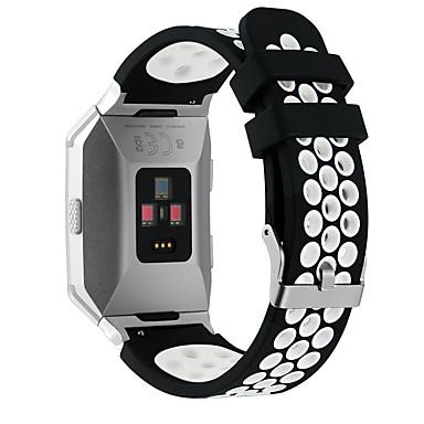Watch Band na Fitbit ionic Fitbit Pasek sportowy Silikon Opaska na nadgarstek