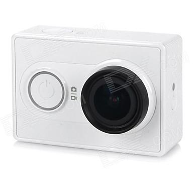 xiaomi yi kamera sportowa 30fps 16mp nagrywanie wideo 155 stopni chińska wersja