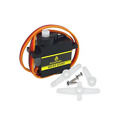 keyestudio micro servo sg90s 9g dla arduino robot inteligentnego samochodu /