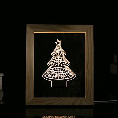 1 zestaw 3d nastrój lampki nocne lampki usb lampa stojąca sypialnia lampki prezenty pagoda