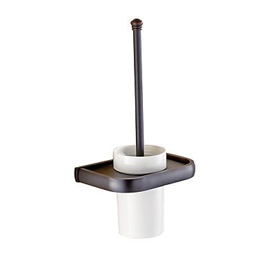 Modern / Contemporary Szczotki i świeczki toalet Mosiądz Dla Mini Cylindryczny Piana