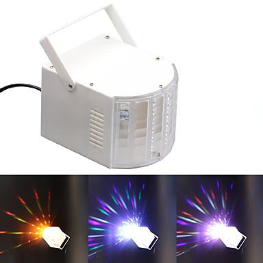 U'King Oświetlenie LED sceniczne Aktywowana Dźwiękiem Auto Pilot zdalnego sterowania na Klub Ślub Scena Impreza Obuwie turystyczne