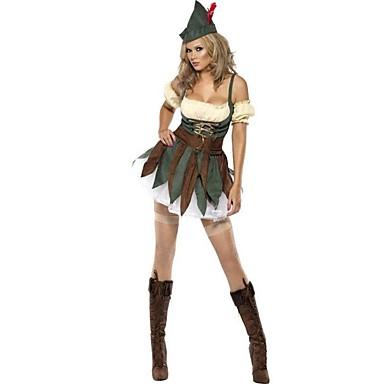 Sweet Lolita Starożytna Grecja Damskie Sukienki Cosplay Green Płatek Bez rękawów Asymetryczna
