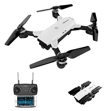 RC Dron JJRC HYK19HW 4 Kalały Oś 6 2,4G Z kamerą HD 720P Zdalnie sterowany quadrocopter FPV / Lampy LED / Tryb Healsess Zdalnie Sterowany Quadrocopter / Aparatura Sterująca / Kamera