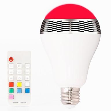 * Trådløs Andre Speaker LED light bulb Ivory